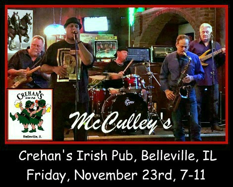 McCulley's 11-23-18