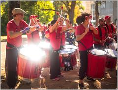 Lyon drummers