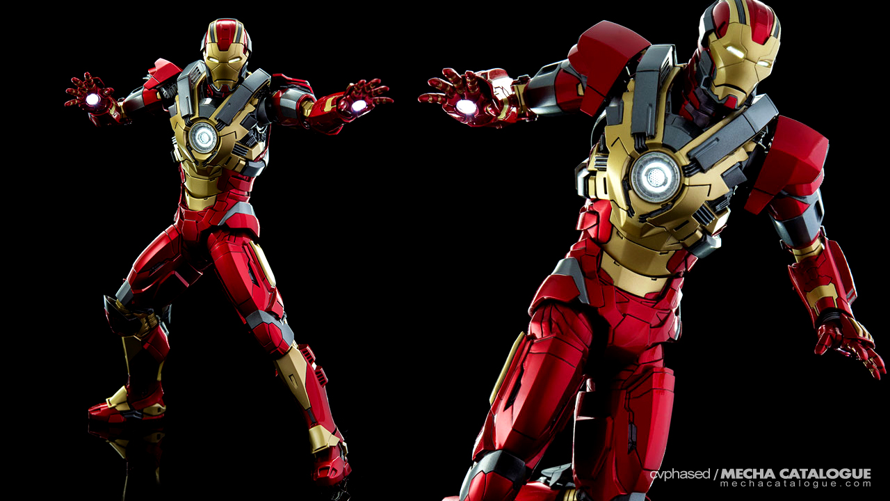 My Twelvth-Scale Iron Man Wish List