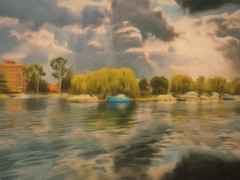 Hazy memories of a lazy Summer's day on the river