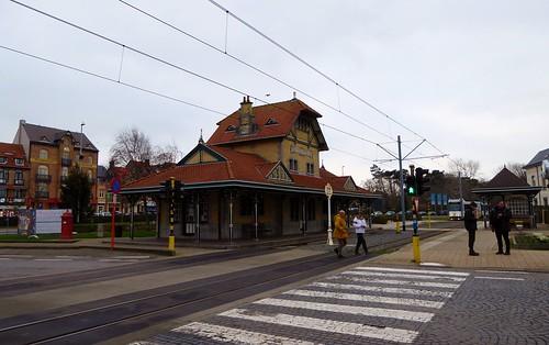 De Haan tram stop