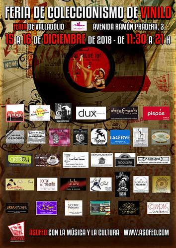Feria de Coleccionismo de Vinilo 2018