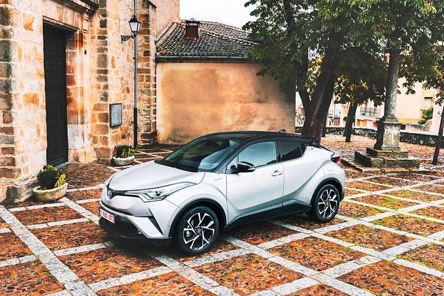 Comprar Toyota C-Hr