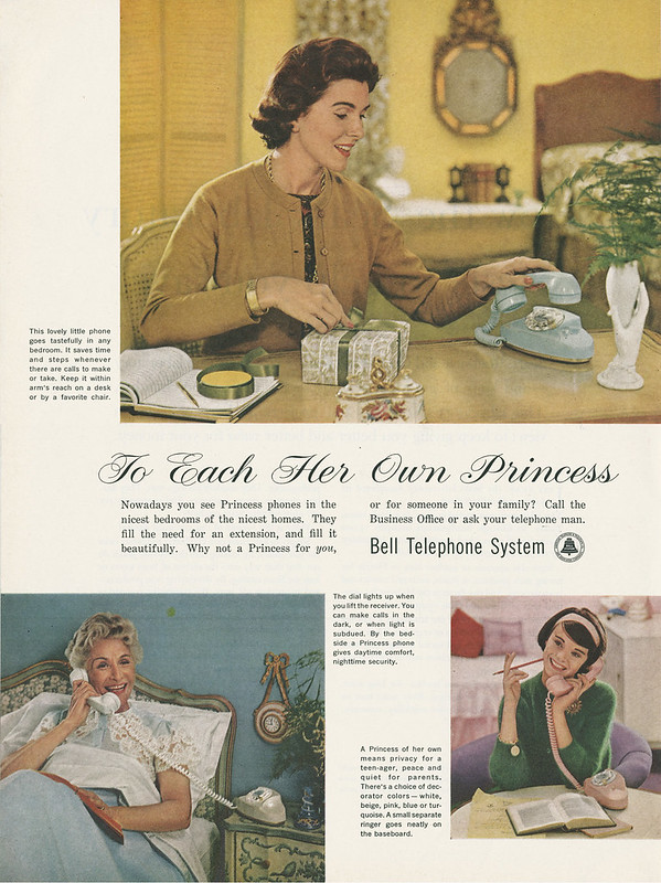 Bell Telephone System 1961
