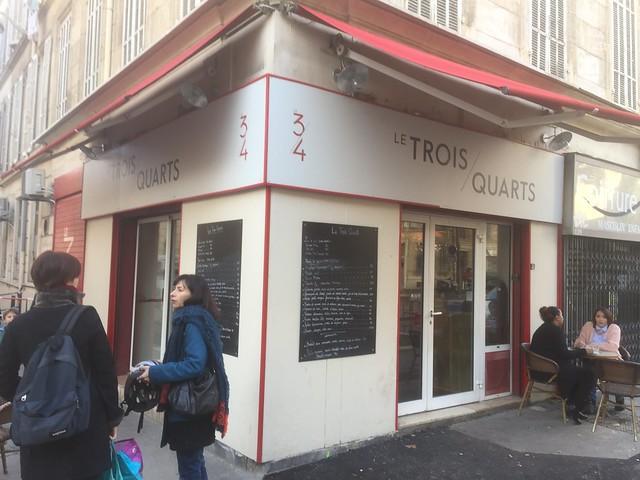 Le Trois/Quarts by Pirlouiiiit 01122018