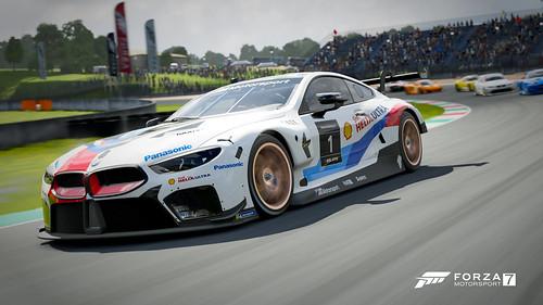 Forza Motorsport 7 2018 BMW M8 GTE Front