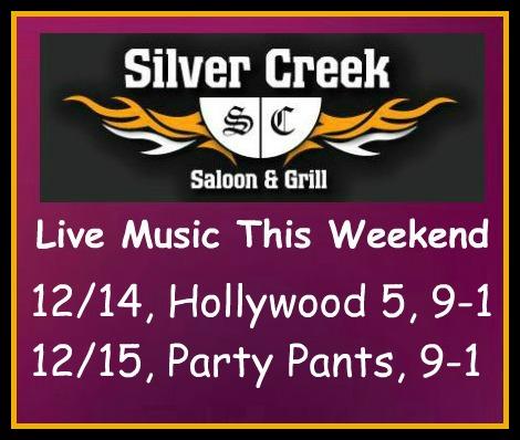 Silver Creek Poster 12-14-18