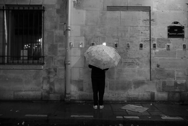 Street exhibition