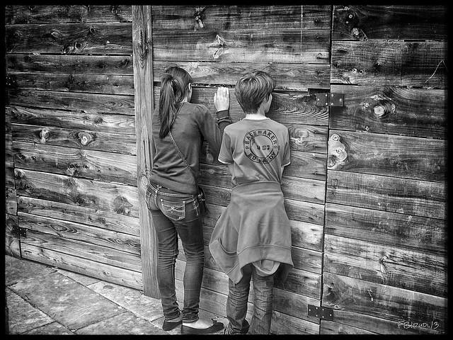 Jeunes espions