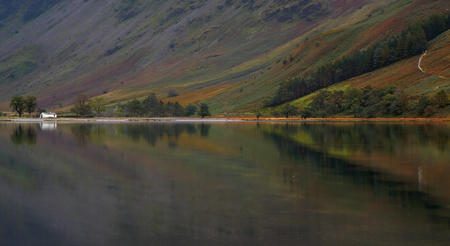 Buttermere,The Lake District, Nikon D7100, AF-S DX Zoom-Nikkor 18-70mm f/3.5-4.5G IF-ED