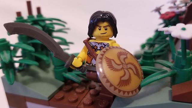 A Thracian Warrior