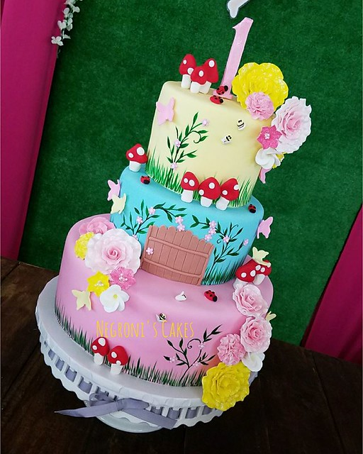 Cake by Negroni's Cakes