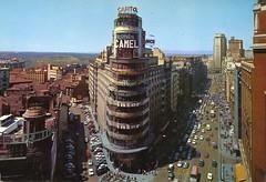 Mis colecciones: Postales de Madrid
