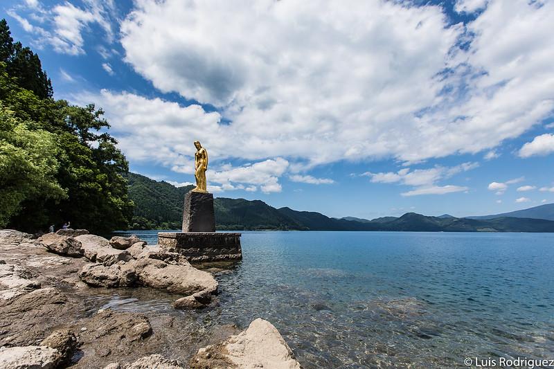 Estatua de Tatsuko