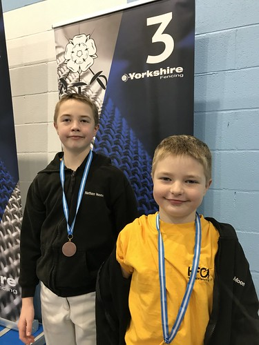 Harrogate Fencing Club 2018 Competition