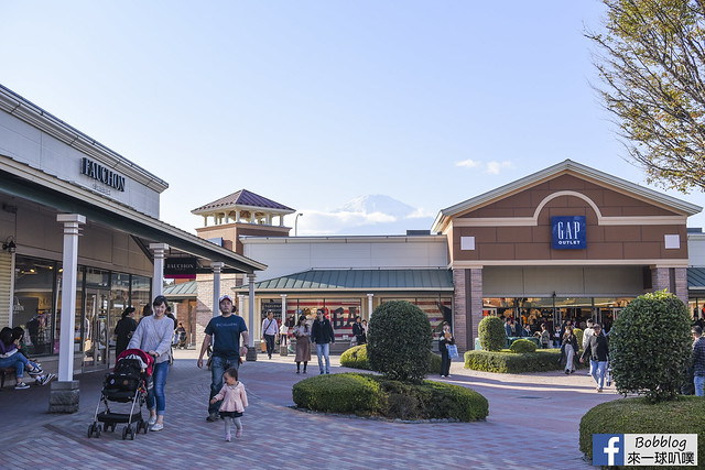 御殿場outlet  Gotemba Premium Outlets-16
