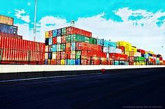 20181221 Port de Barcelona contenidors
