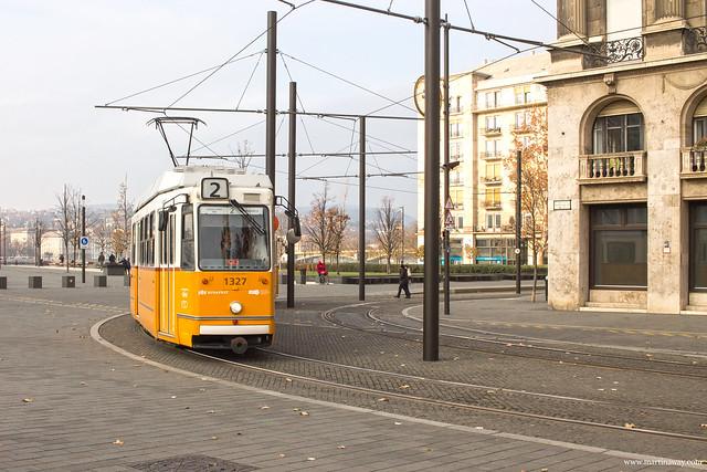 Piazza del Parlamento: come muoversi a Budapest