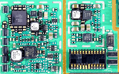 Motherboard Sdram processor  chip