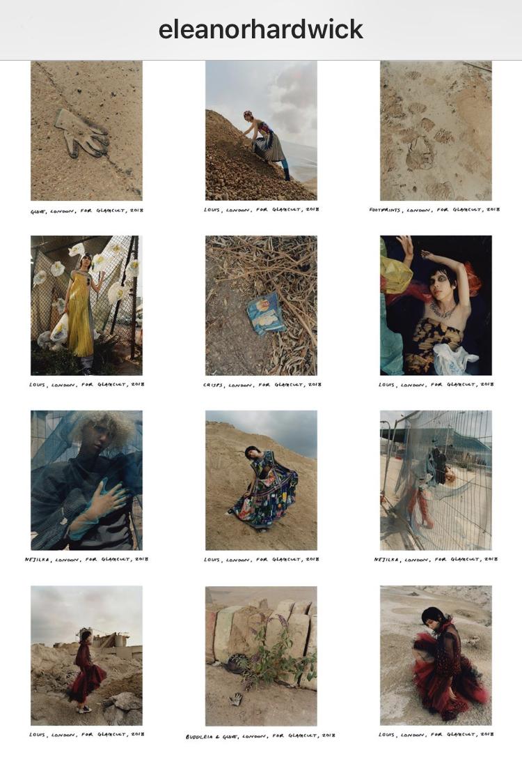 DISTRICT F — INSTAGRAM THEME IDEAS Идеи визуальных сеток для Инстаграма три