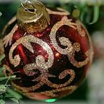 Christmas Ornament Matte Filtering