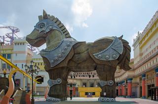 Photo 9 of 10 in the E-DA Theme Park gallery