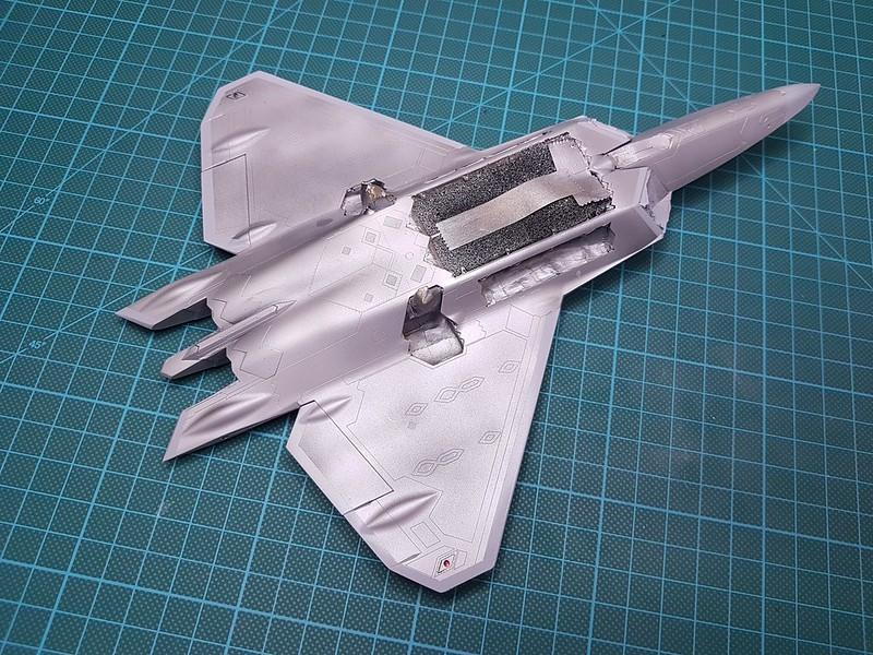 Academy 1/72 F-22A Air Dominance Fighter - Sida 5 32537819638_aa316f7b45_c