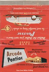 Arcade Pontiac