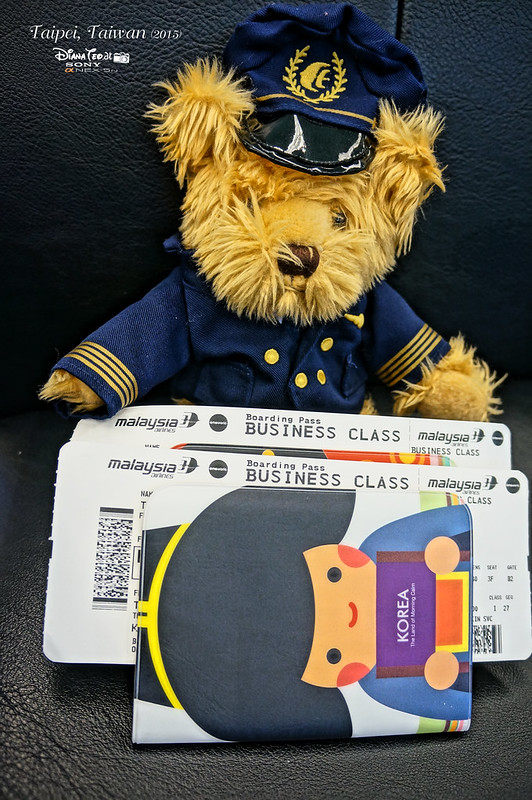 MAS Teddy Bear Business Class