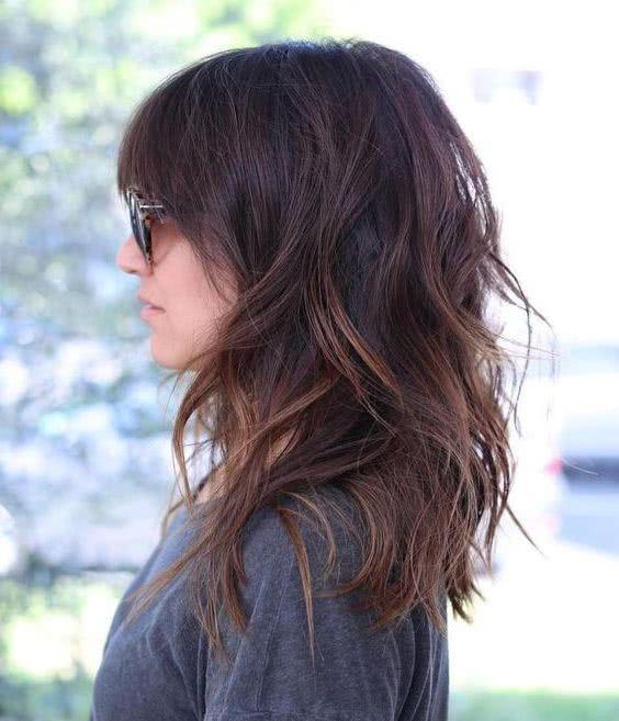 2019 Layered Haircuts