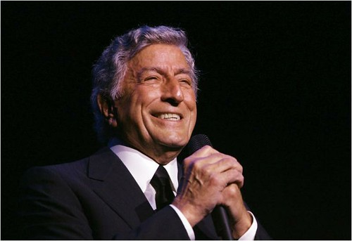 TONY BENNETT at the Dr. Phillips Center