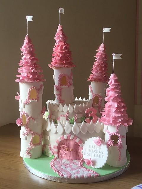 Cake by Nicola Pritchard