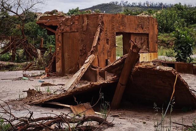 Ninguém foi preso ou responsabilizado criminalmente pelos danos causados pelo rompimento da barragem de Mariana, em 2015 - Créditos: José Eduardo Bernardes