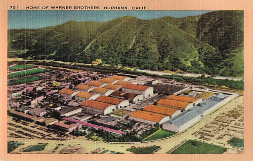 Home of Warner Bros., Burbank, Calif.
