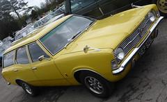 Ford Cortina 2000 XL Estate (1972)