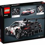 LEGO Technic 42096 Porsche 911 RSR 2