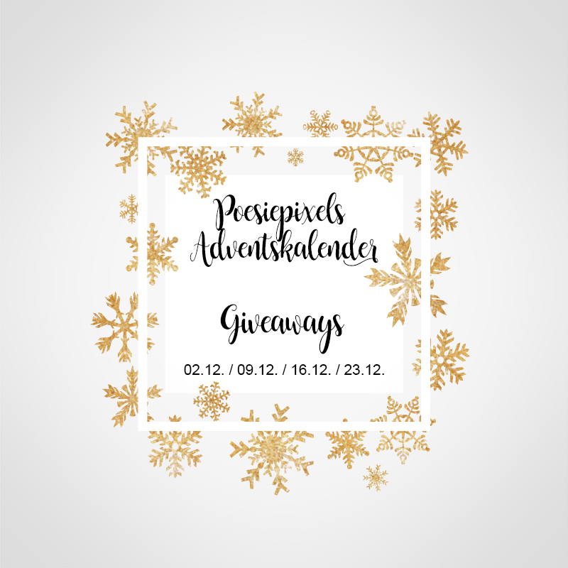 Poesiepixel Adventskalender 2018
