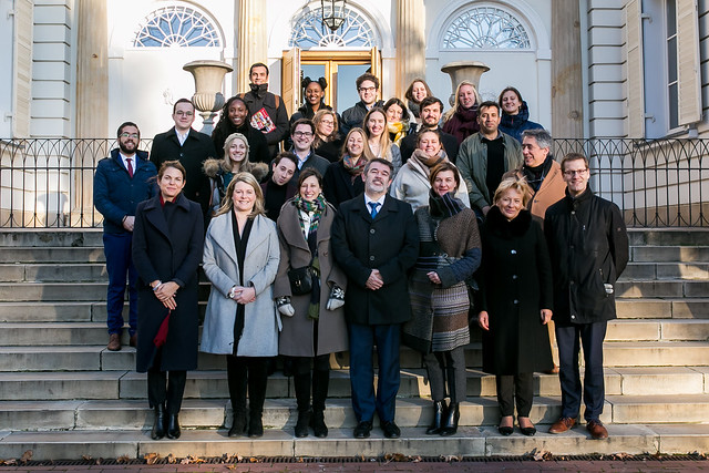 International Conference organized in partnership with the Embassy of Belgium - 29 November 2018