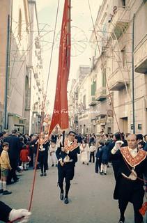 Torre Annunziata (NA), 1972, Festa della Madonna della Neve.
