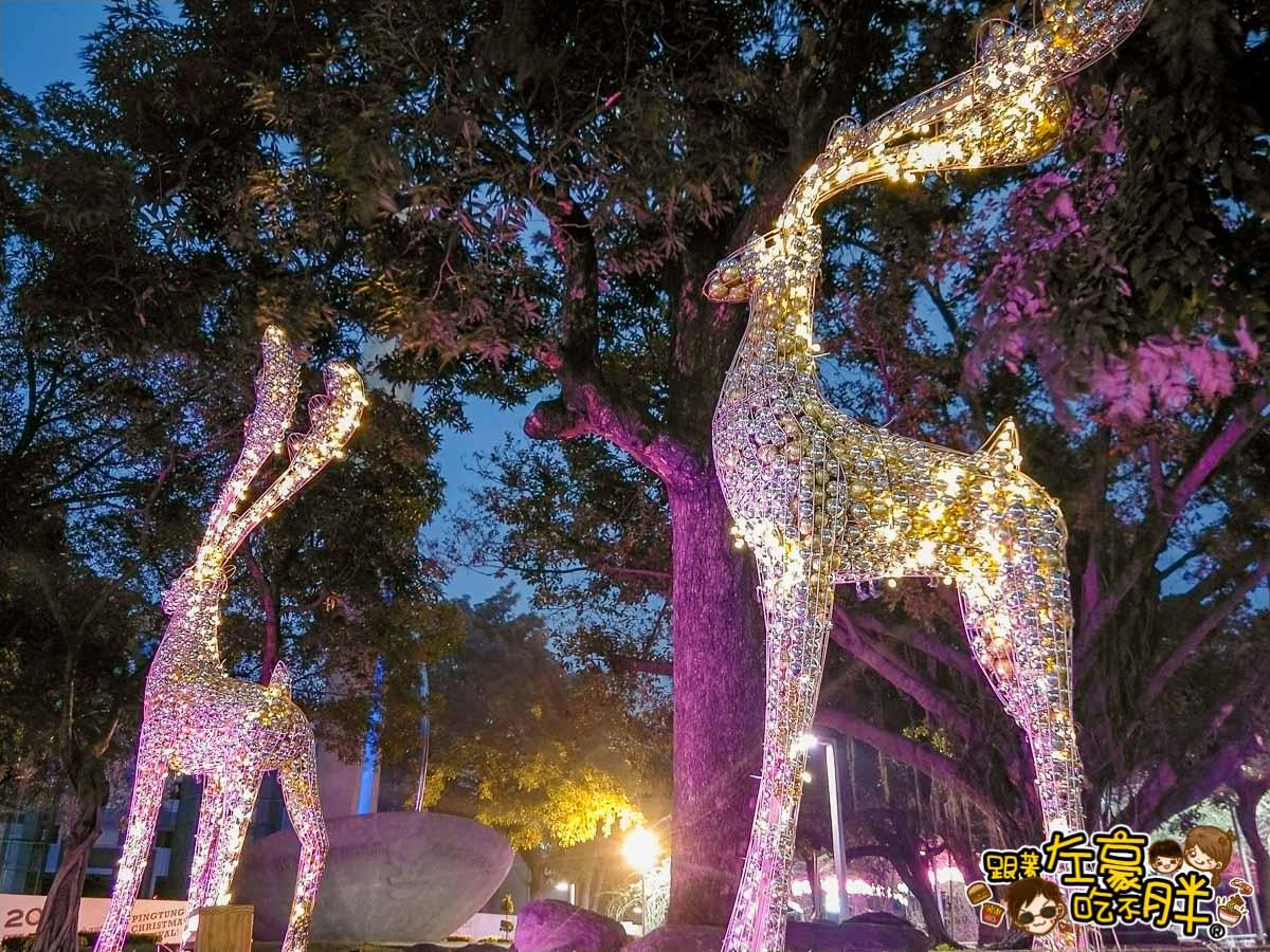 屏東聖誕節燈會-2