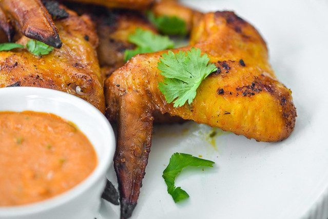 Satay Wings