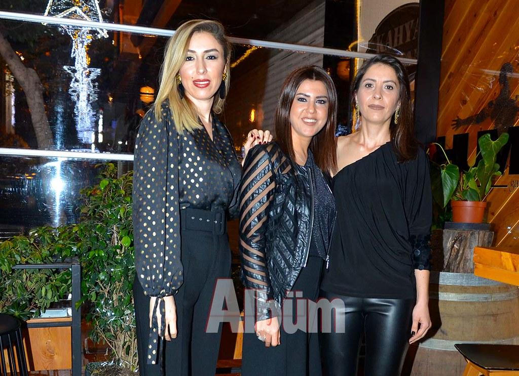Pınar Cantez, Feyza Afyoncu, Esma Topal