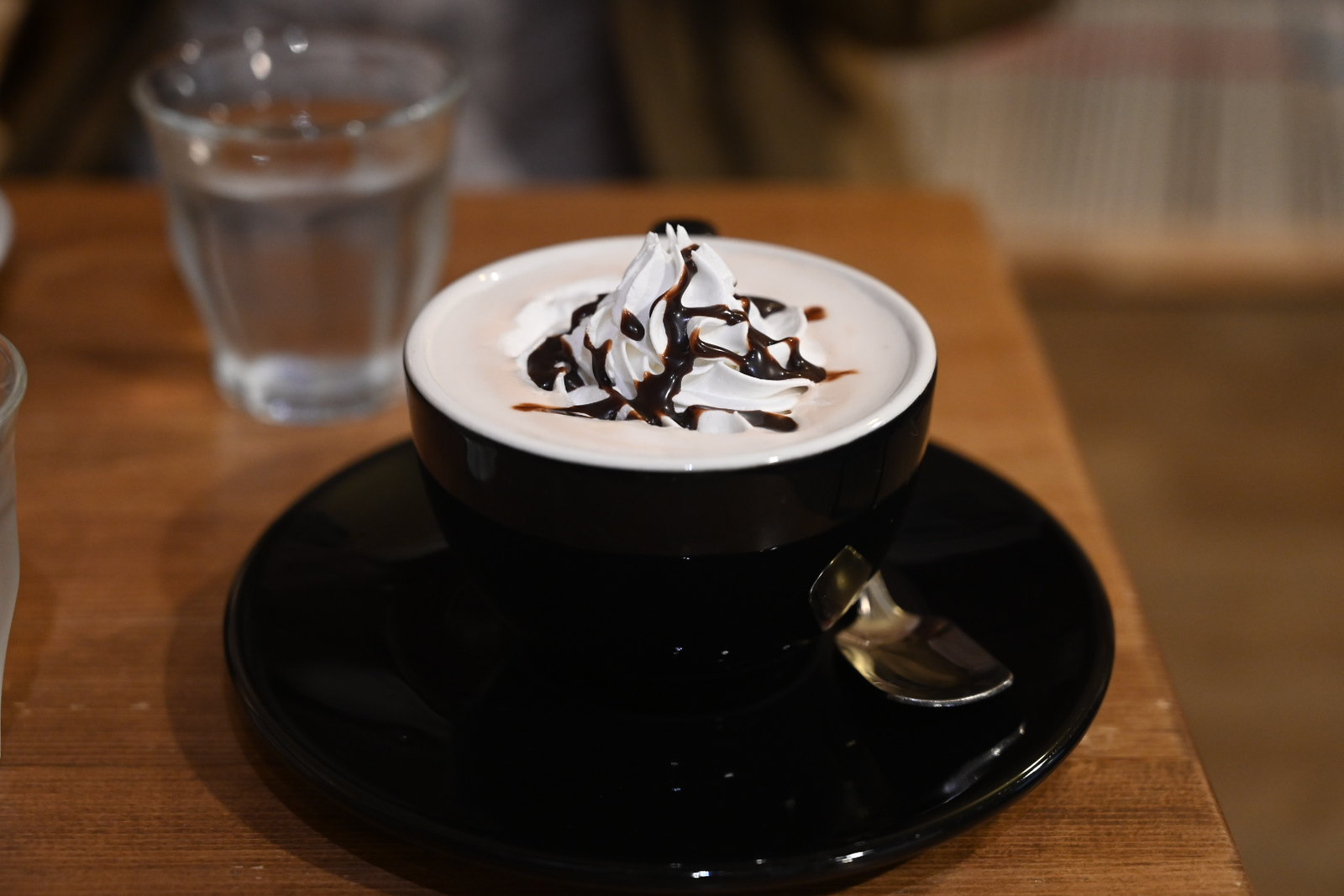 Hot Chocolate @ Tana Cafe & Coffee Roaster