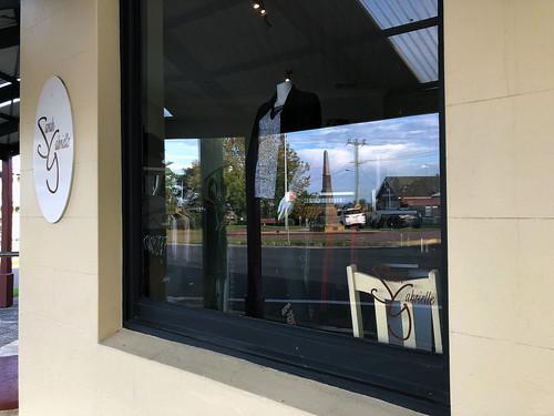 Shop Window Reflection 2