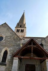 Bligny-sur-Ouche (21) : église Saint-Germain-d'Auxerre