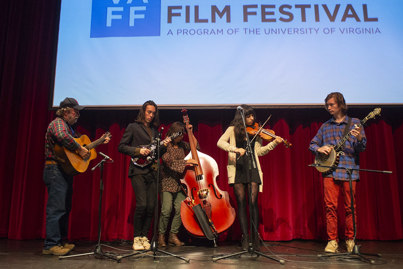 Fiddlin' at the Virginia Film Festival