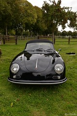 Porsche 356 1600 super cabriolet - Photo of Corbon