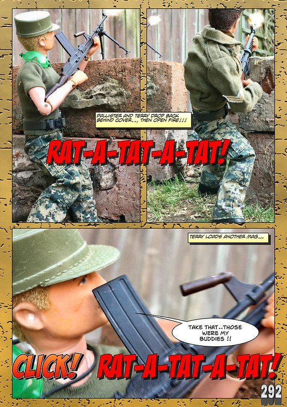BAM2272 Presents - An Old Face Returns! Chapter Eighteen - The Munrovians Prepare their defences - Part Two 44868018895_d80f3cbb0f_c