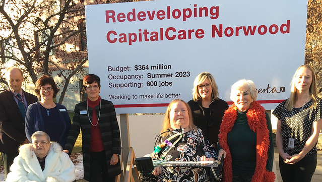Norwood renovation supports long-term care needs
