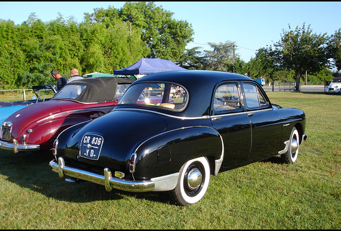 Renault Fregate (1952)